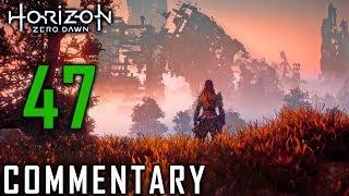 Horizon Zero Dawn Walkthrough - Part 47 - Revenge Of The Nora
