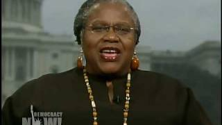 Dr. Bernice Johnson Reagon Remembers Musical Icon Odetta 1/3 on Democracy now 12/30/08