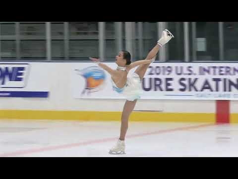 Young YOU 유영 US International Classic 2019 FS