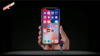 Introduction of iPhone X by Tim Cook at Apple Event 2017
