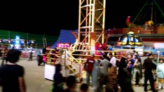 Chunky monkey amusement theme park in sea view Karachi