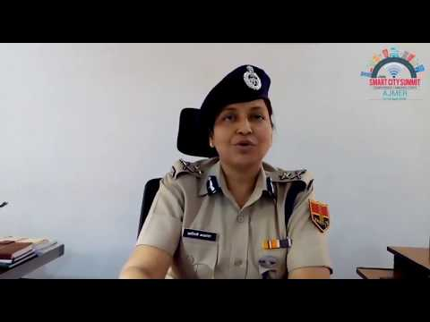 Message From Malini Agarwal, Inspector General of Police, Ajmer Range, Rajasthan