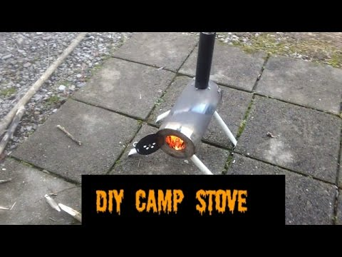 Build an Ultra-Efficient DIY Wood Stove