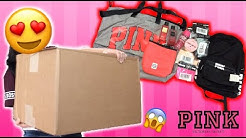 FIRST TIME ORDERING FROM VICTORIA SECRET II VS Pink Haul
