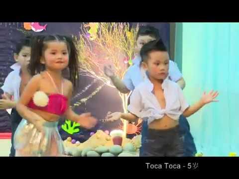 Tadika Bodhi Kemaman 2018 concert   5 Years Old Toca Toca Dance