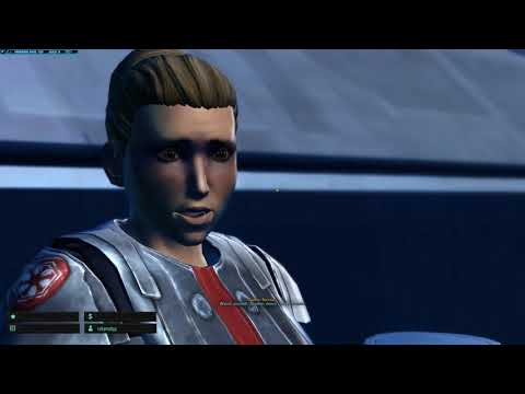 Ruling the Galaxy with Lightning/ SWTOR Playthrough/ Sith Inquisitor - Part 4