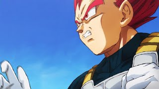 new form vegeta