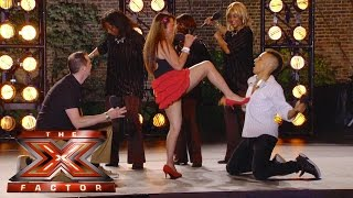 Is this the maddest group ever? | The Xtra Factor UK 2015