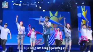 [Vietsub+Kara] Tôi muốn mùa hè - Vương Tuấn Khải - Concert sinh nhật 16 tuổi