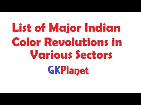 Color Revolutions: Father and Related Products