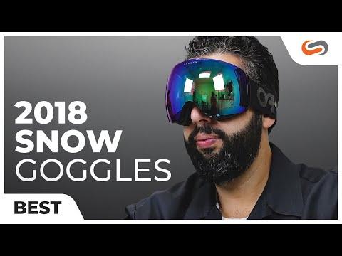 Best Ski & Snowboarding Goggles 2018 | SportRx.com