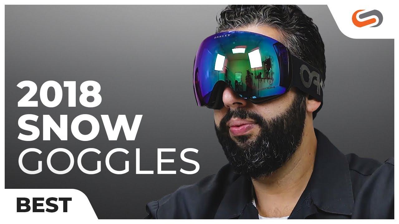 d8b44064dfb0 Best Ski   Snowboarding Goggles 2018