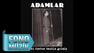 Adamlar - Kapısı Kapalı (Official Audio).mp3