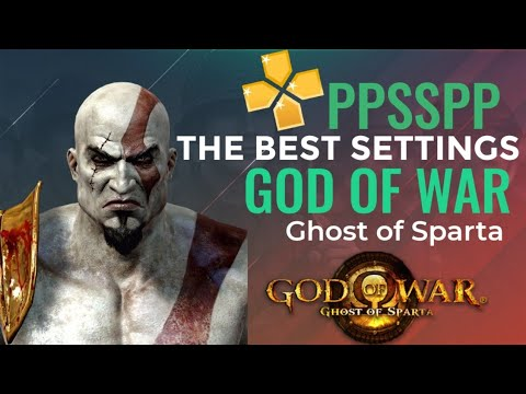 god of war ghost of sparta ppsspp settings - Myhiton