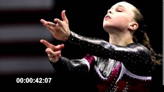 Gymnastics Floor Music #003 Let It Go