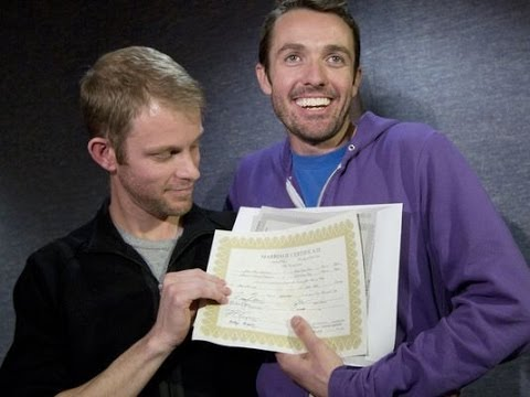 Same-Sex Couples Break Marriage Records in Utah