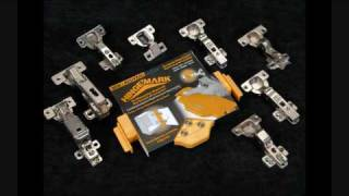 How To Install Concealed Hinges On Cabinets And Doors With Hingemark