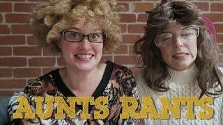 AUNTS RANTS: Summer BBQ