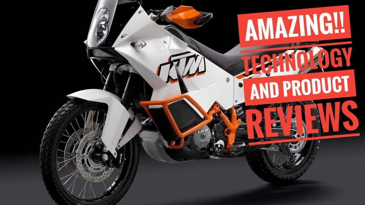 The Best of 2012 KTM 990 Adventure First Ride Review - YouTube