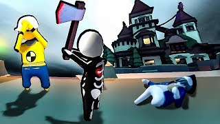 Boneless Men Lose Their Minds Trying to Invade a New Mysterious Castle in Human: Fall Flat!