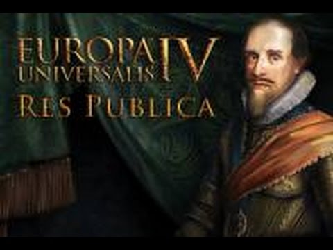 Europa Universalis IV - ResPublica 1 - español
