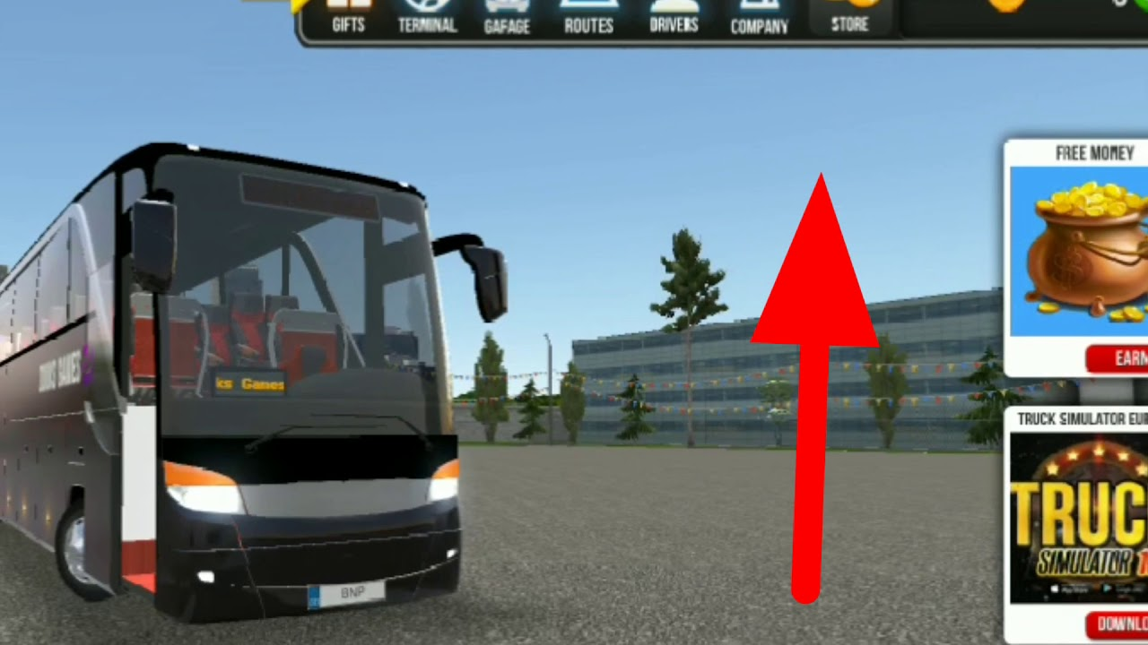 Download Bus Simulator Ultimate Mod Apk Unlimited Money Youtube