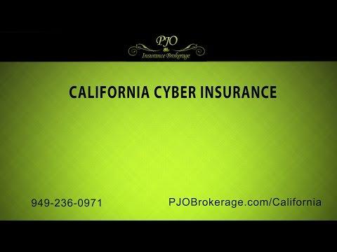 California Cyber Insurance by PJO Insurance Brokerage