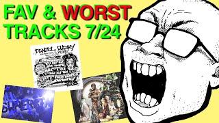 FAV & WORST TRACKS: 7/24 (Desiigner, Skrillex & Rick Ross, and Street Sects)