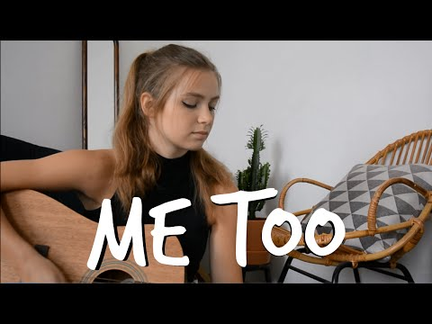 Me Too - Meghan Trainor | Acoustic Cover by Susan H