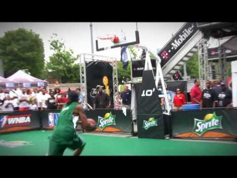 Sprite Slam Dunk Showdown - Atlanta - Contestant 2