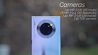 Huawei Mate 30 Pro Camera Review