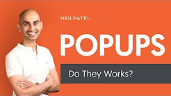 Do Popups Still Work? Or Is it Bad For Your Digital Marketing Efforts? EXPLAINED