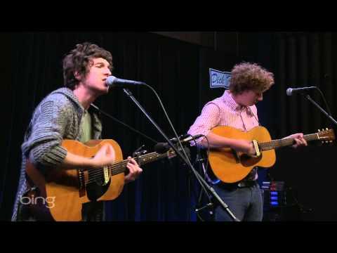 Luke And Hugh From The Kooks - Ooh La (Bing Lounge)
