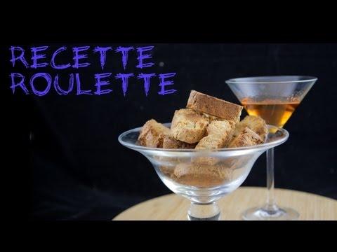 Recette : biscotti aux amandes