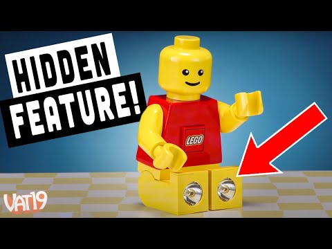 LEGO Torch Flashlight