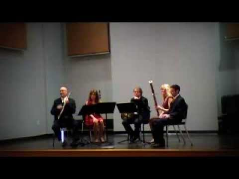 Solaris Quintet presents New Music by Cleveland Composers Guild Composers