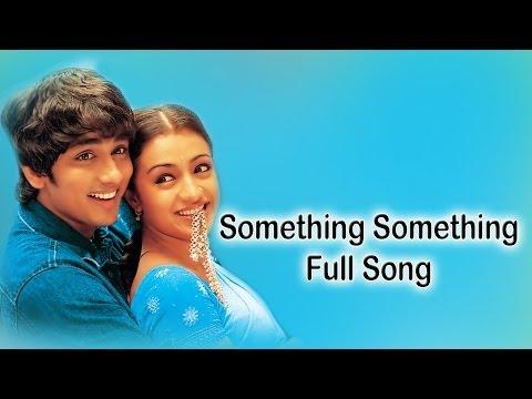 Something Something Full Song ||  Nuvvostanante Nenoddantana - Movie || Siddharth, Trisha