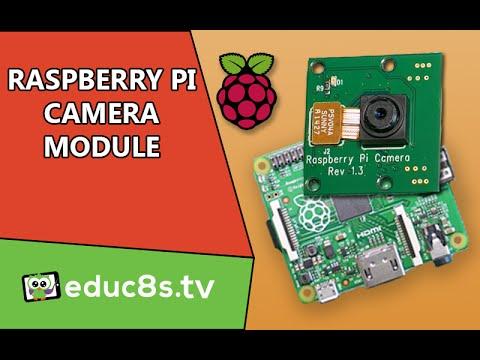Raspberry Pi Camera Setup Tutorial For Beginners Youtube
