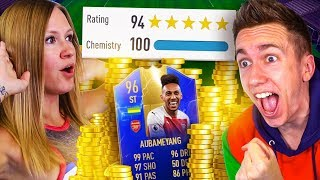 THE ULTIMATE 194 FIFA DRAFT CHALLENGE!