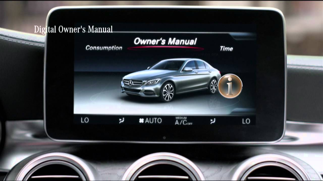 Mercedes S Class Owners Manual