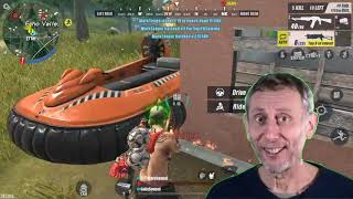 Rules of Survival: SenpaiGaming :FUNNY MOMENTS# 17