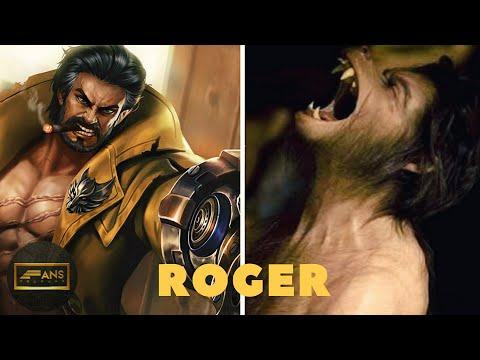 Kisah Roger Hero Dari Mobile Legends