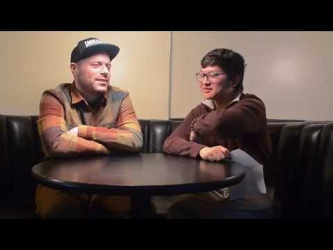 Video Interview With Hip Hop Producer Blockhead!