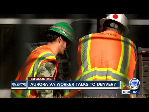 Mismanaged and disorganized: Denver7 speaks with a man who worked inside Aurora VA hospital