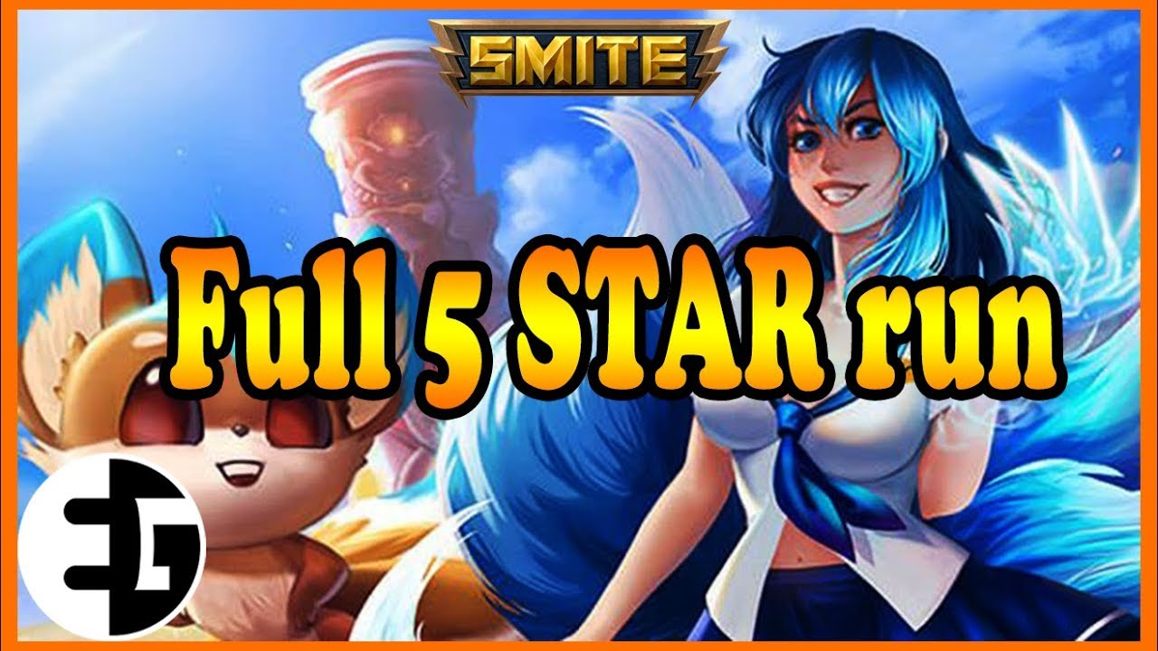 Download Full 5 STAR run - SMITE Adventures Legend of the Foxes - Season 5
