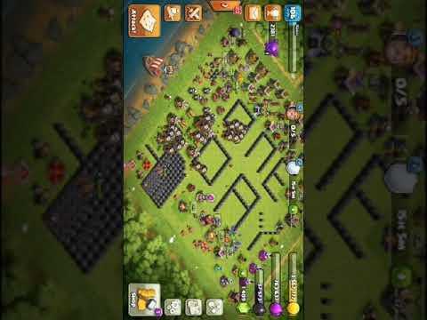 Clash of clan 's trick convert elixir into dark elixir