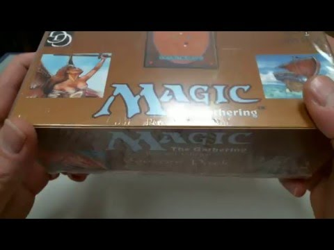 Magic the Gathering Booster Box Break - 3rd Edition / Revised - 4 Dual lands Pulled