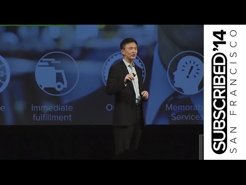 Subscribed 2014 CEO Keynote - The Subscription Experience