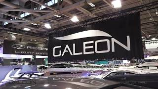 GALEON 335 HTS : Elégance, luxe et volume!