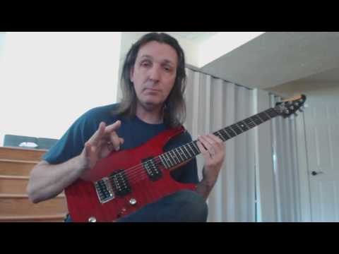 Skype Guitar Lessons--Scott McGill--Sample Lesson--Jazz Fusion Chords (Allan Holdsworth/Pat Metheny)